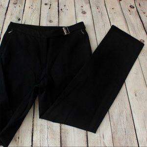 Ralph Lauren black pants size 4P